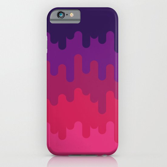 Drips and Drops - Pink iPhone & iPod Case