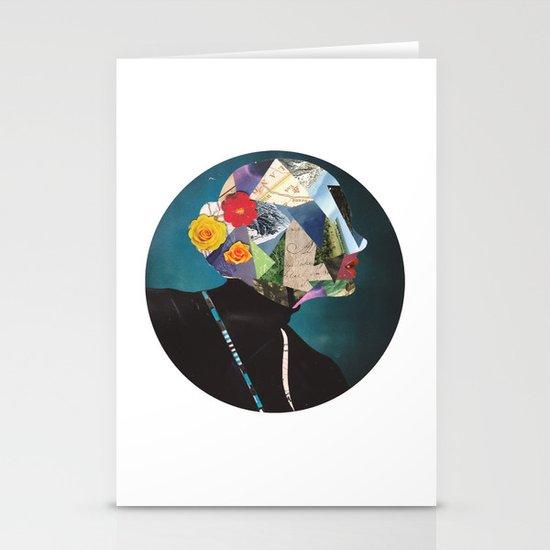 Wonderland Stationery Card