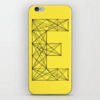 iPhone & iPod Skin featuring Ersilia by Firefish
