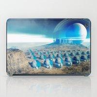 Yellow Desert iPad Case