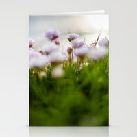 Green in Kinvara Stationery Cards