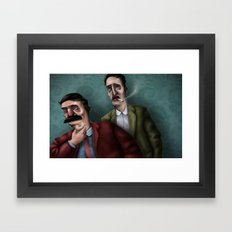 Mario PD Framed Art Print