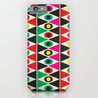 iPhone & iPod Case featuring triangle pattern by Sandra Arduini