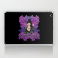 OUAT - Something Evil This Way Comes Laptop & iPad Skin