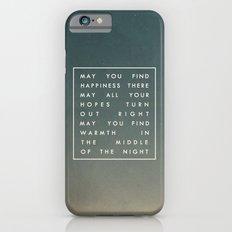 III. Find Happiness iPhone 6 Slim Case