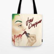 Jaw Dropper Tote Bag