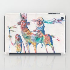 colour nomads iPad Case