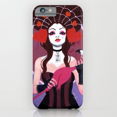 The Queen Wore Red iPhone 6 Slim Case