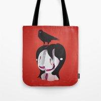 Shattered Mind Tote Bag