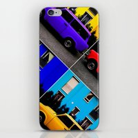 Eastern Germany Car - Trabant 601s iPhone & iPod Skin