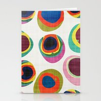 Resin Rainbow Stationery Cards