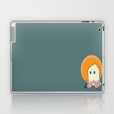 Ghost Slippers Laptop & iPad Skin