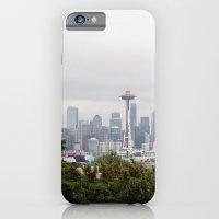 Seattle iPhone 6 Slim Case