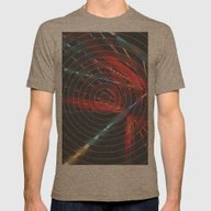 Ride Of A Lifetime Mens Fitted Tee Tri-Coffee SMALL