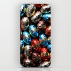 Easter eggs iPhone & iPod Skin
