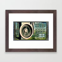 BassBooster plugin by Softrave & SyncerSoft Framed Art Print