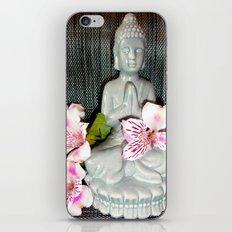 Buddha 1 iPhone & iPod Skin