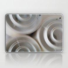 vintage blurry luminaries Laptop & iPad Skin
