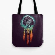 Dream Catcher (the Rusti… Tote Bag