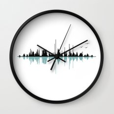 Music City Wall Clock