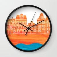 Dutch Wall Clock