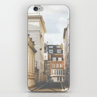 Vintage London iPhone & iPod Skin