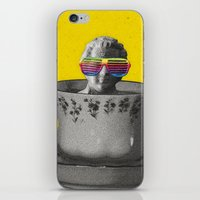 Fancy a cup of genius? iPhone & iPod Skin