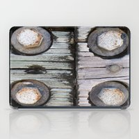 NUTS AND BOLTS iPad Case