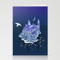 Hogwarts series (year 1: the Philosopher's Stone) Stationery Cards