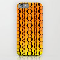 Gold And Chains - Vivido… iPhone 6 Slim Case