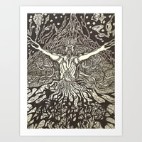 Present During All Creation Art Print