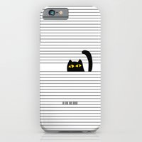 I Creep On You iPhone 6 Slim Case