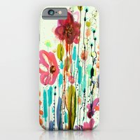iPhone Cases featuring charisma by sylvie demers