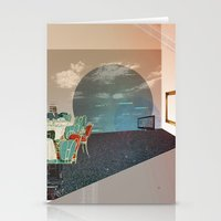 atmosphere 19 · Roadhouse Blues Stationery Cards