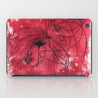 The Mean Reds iPad Case