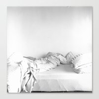 Comfortability Canvas Print