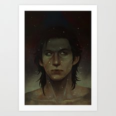 -Stars- Art Print