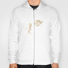 All about food Hoody