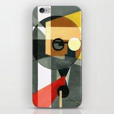 Rudolf Carnap iPhone & iPod Skin
