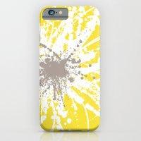 Sunflower Sprinkle iPhone 6 Slim Case