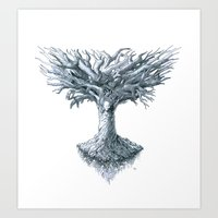 The Tree of Many Things Art Print