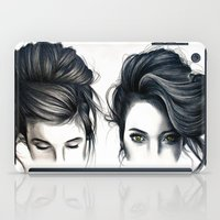 Hair iPad Case