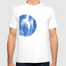 wald  Mens Fitted Tee White SMALL