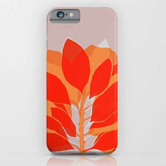 Blossom Spice iPhone & iPod Case