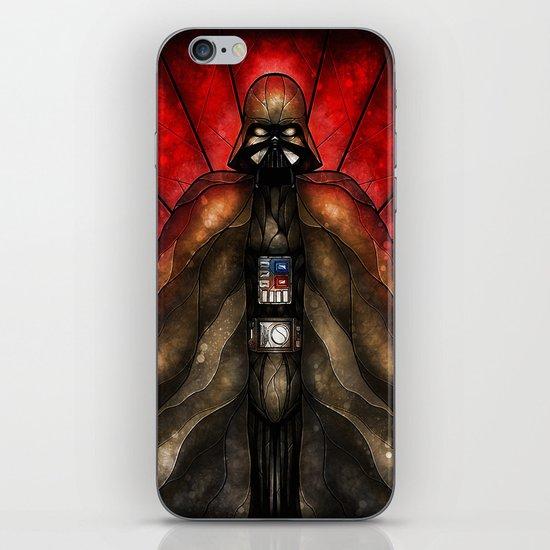 Lawd Vaduh iPhone & iPod Skin