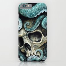 Please my love, don't die so far from the sea... iPhone 6 Slim Case