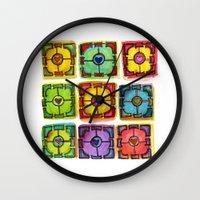Andy's Companion Wall Clock