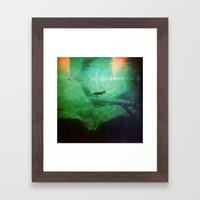 Trout Framed Art Print
