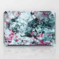 FLORAL WAVES iPad Case