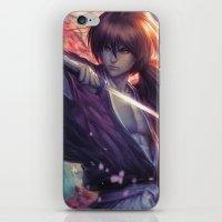 Himura Kenshin iPhone & iPod Skin
